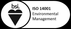 ISO 14001 vottað