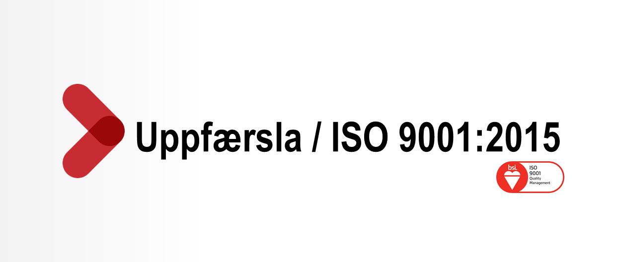 ISO 9001_uppfaersla2015