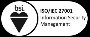 ISO 27001 vottað