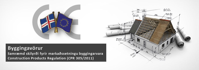 CE_Byggingavörur