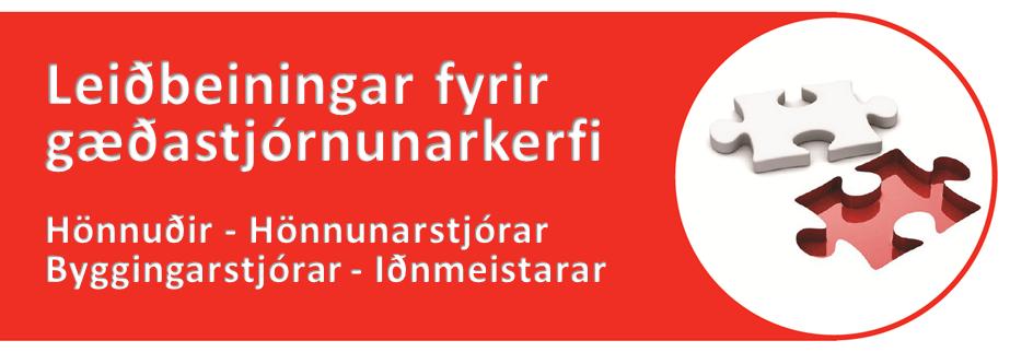 Leiðbeiningar fyrir gæðastjórnunarkerfi